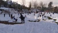 YAĞAN - Çocukların Kar Keyfi