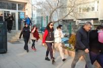 FUHUŞ - Edirne'de Fuhuş Operasyonunda 7 Gözaltı