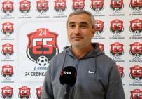 Erzincanspor Teknik Direktörü Mustafa Sarıgül İstifa Etti