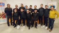 Futsal Körfez Şampiyonu AYAL'e 'Ata' Desteği
