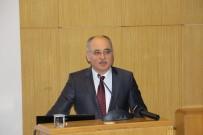 AHMET DEMIRCAN - Gazi Üniversitesinde Excimer Lazer Ünitesi Açıldı