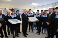AÇILIŞ TÖRENİ - Gediz Yunus Emre MTAL'de Otomasyon Atölyesi Açıldı