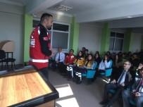 Hakkari'de İlk Yardım Eğitim Etkinliği Düzenlendi