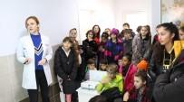 KÖRFEZ - Hayvan Bakım Merkezi'nin Misafirleri Öğrenciler Oldu