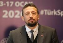 HİDAYET TÜRKOĞLU - Hidayet Türkoğlu Açıklaması 'Türk Sporunun Daha İyi Yerlere Geleceğine İnanıyorum'