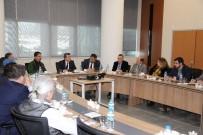İL SAĞLIK MÜDÜRÜ - İl Sağlık Müdürlüğü'nde İstişare Toplantısı Düzenlendi