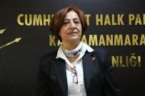 BAŞKAN ADAYI - Kahramanmaraş'ta CHP'nin İlk Kadın Başkan Adayı