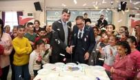 Kartepe'de Özel Bireylere Doğum Günü Partisi