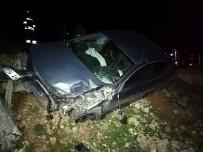 Kızıltepe'de 2 Otomobil Çarpıştı Açıklaması 4 Yaralı