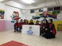 Köy Okullarına Gönüllü Gençler Dokunuşu