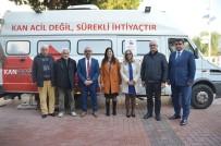 KUŞADASI BELEDİYESİ - Kuşadası'nda Lösemi Hastası Mehmet Öğretmen İçin Seferberlik
