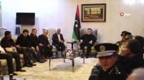 ULUSAL MUTABAKAT - Libya Ulusal Mutabakat Hükümeti Başbakanı Sarraç Libya'ya Geri Döndü