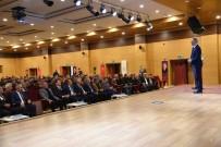 ESNAF ODASı BAŞKANı - Manavgat Esnafına Müşteri İlişkileri Eğitimi