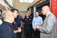 Manisa'da Gönüllü İtfaiyecilik Başlıyor