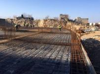 Mardin'de Otopark Sorununu Bitirecek Proje Hızla Yükseliyor