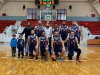BASKETBOL TAKIMI - Mersin Barosu Basketbol Takımı Türkiye İkincisi Oldu