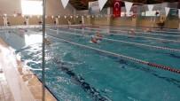 YARIŞ - Nazilli'de İlk Kez Yüzme Yarışları Düzenlendi