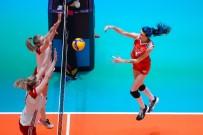 OLIMPIYAT - Olimpiyat Elemeleri'nin 'En Değerli Oyuncusu' Meryem Boz