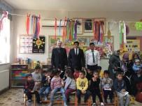 Samsat'ta Kuran Kursu Öğrencileri İlk Karnelerini Aldı