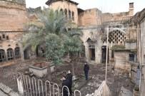 RESTORASYON - Tarihi Zaza Konağını Turizme Kazandırılıyor