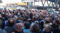 TÜRK METAL SENDIKASı - Türk Metal Sendikası'ndan MESS'e Siyah Çelenk