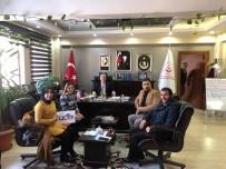UCİM Heyetinden AÇSHP İl Müdürü Erim'e Ziyaret