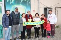 Umut Işığı'ndan Akçakocaspor'a Ziyaret