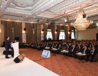 Vali Şentürk Göç, Güvenlik Ve Sosyal Uyum Bölgesel Üst Düzey Çalıştayı'na Katıldı