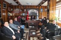 Vatan Partisi İl Yönetimi GMİS Yönetimi İle Bir Araya Geldi