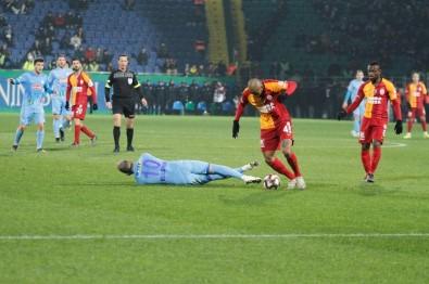 Galatasaray, Rize berabere kaldı!