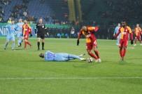 RIZESPOR - Galatasaray, Rize berabere kaldı!
