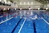 MILLI EĞITIM MÜDÜRLÜĞÜ - AİÇÜ'de Engelli Yüzme Yarışması Düzenlendi