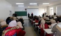 YÜZME - AİÇÜ Lise Öğrencilerini Misafir Etti