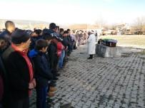 SİYASİ PARTİ - Alevlerin Arasında Kalan 11 Yaşındaki Merve'ye Hüzünlü Veda