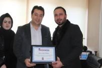 İLETİŞİM FAKÜLTESİ - Anadolu Gençlik Zirvesi Eğitim Platformu'ndan İHA'ya Ziyaret