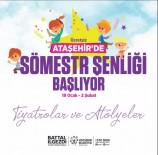 EĞİTİM MERKEZİ - Ataşehir'de Yarıyıl Tatili Çok Güzel Geçecek