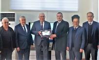 MECLİS ÜYESİ - Aydın Ticaret Borsası'ndan Başkan Fatih Atay'a Ziyaret
