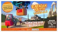 Belediye Başkanı Arı'dan Nevşehirli Çocuklara Tatil Hediyesi