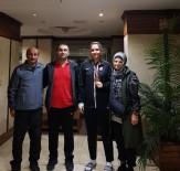 MILLI TAKıM - Beyza Basma Türkiye Üçüncüsü