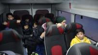 AFGANISTAN - Çanakkale'de 47 Mülteci Yakalandı