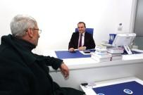 ALMANYA - Canik'ten İlçe Sakinlerine 'Hukuki' Destek