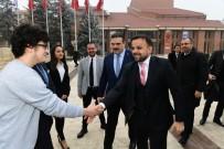 Cumhurbaşkanlığı Dijital Dönüşüm Ofisi Başkanı Dr. Ali Taha Koç Anadolu Üniversitesi'nde