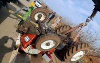 OYLUM - Devrilen Traktörün Sürücüsü Öldü