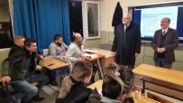 HALK EĞİTİM MERKEZİ - Direksiyon Eğitmenleri Şehzadeler'de Yetişiyor