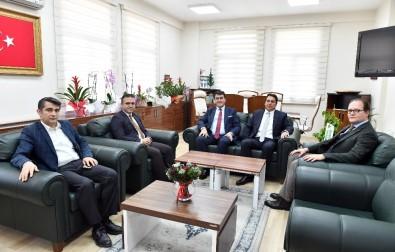 Dündar'dan Bursa AÇSH Müdürü Yılmaz'a Ziyaret