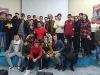 Dünya Şampiyonu Bilek Güreşçi Seven, Devlet Korumasındaki Çocuklarla Buluştu