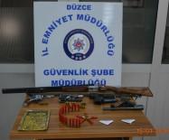 Düzce Polisinden Üfürükçü Operasyonu