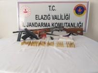 Elazığ'da Jandarmadan Uyuşturucu Ve Silah Operasyonu