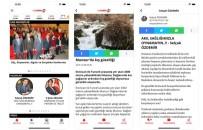 GOOGLE - Erzincan'ın İlk Mobil Haber Uygulaması Nehaber24 Yayında