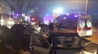 Eskişehir'de Trafik Kazası Açıklaması 7 Yaralı